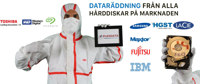 Rädda hårddisk, laga hårddisk, reparera hårddisk, rädda data hårddisk, Dataräddning Malmö Stockholm Göteborg Uppsala
