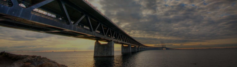 Beställ Dataräddning Företag, Öresundsbron - Närhet till Malmö och Plexdata.