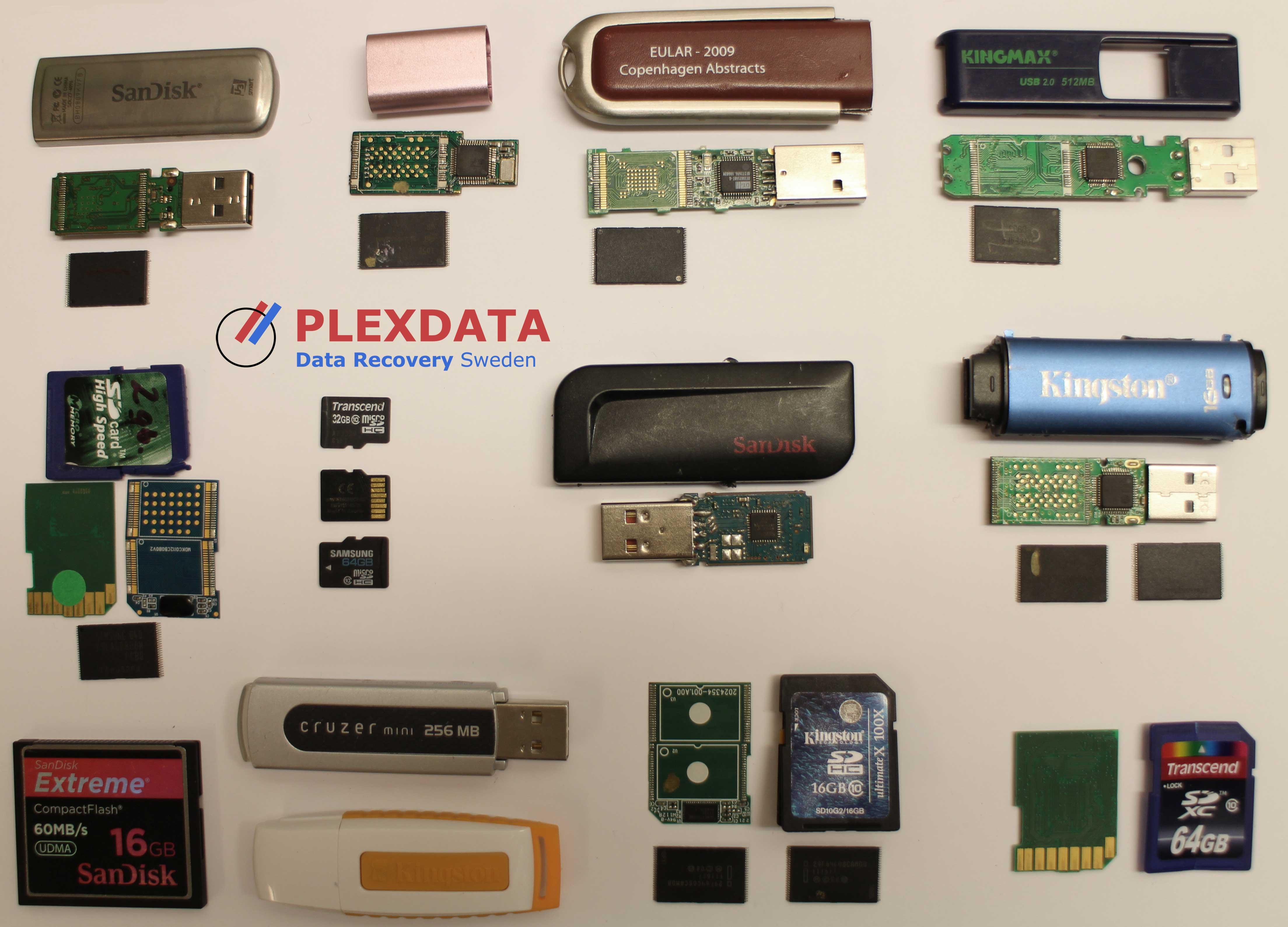 Trasigt minneskort, dött usbminne, rädda bilder microsd, återskapa bilder Sdkort, trasigt Comnpactflash,